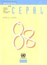 Cover Revista de la CEPAL No.88, Abril 2006