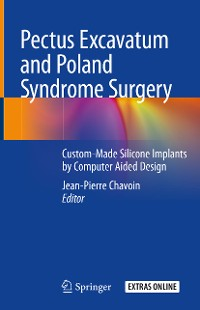 Cover Pectus Excavatum and Poland Syndrome Surgery