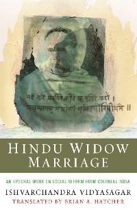 Cover Hindu Widow Marriage