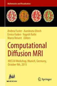 Cover Computational Diffusion MRI