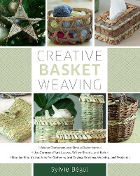 Cover Creative Basket Weaving