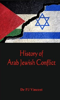 Cover The History of Arab - Jewish Conflict