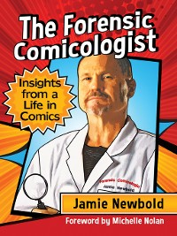 Cover The Forensic Comicologist