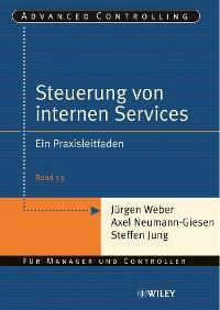 Cover Steuerung interner Servicebereiche