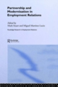 Cover Partnership and Modernisation in Employment Relations