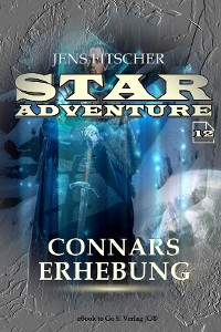 Cover Connars Erhebung (STAR ADVENTURE 12)