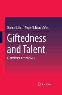 Cover Giftedness and Talent
