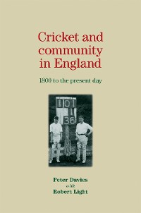 Cover Cricket and community in England