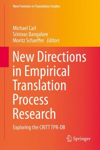 Cover New Directions in Empirical Translation Process Research