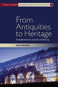 Cover From Antiquities to Heritage