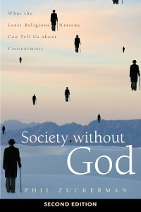 Cover Society without God, Second Edition