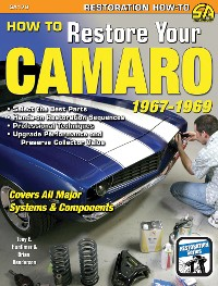 Cover How to Restore Your Camaro 1967-1969