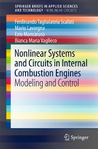 Cover Nonlinear Systems and Circuits in Internal Combustion Engines