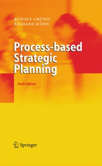 Cover Process-based Strategic Planning