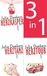 Cover Herzkasper / Herztanz / Herztour (3in1-Bundle)