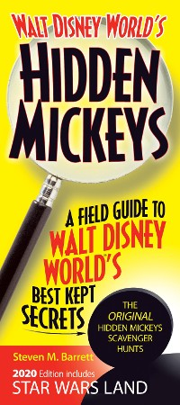 Cover Walt Disney World's Hidden Mickeys