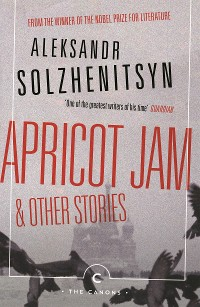 Cover Apricot Jam and Other Stories