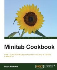 Cover Minitab Cookbook