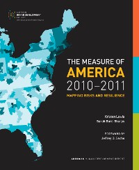 Cover The Measure of America, 2010-2011