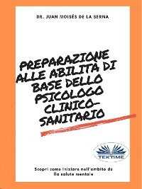 Cover Preparazione alle abilità di base dello psicologo clinico-sanitario