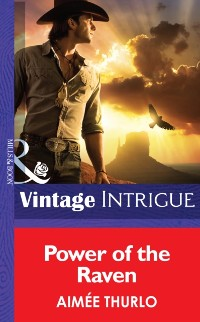 Cover Power of the Raven (Mills & Boon Intrigue) (Copper Canyon, Book 2)