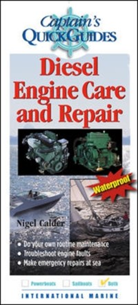 Cover Diesel Engine Care and Repair