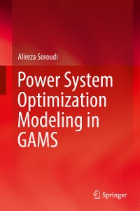 Cover Power System Optimization Modeling in GAMS