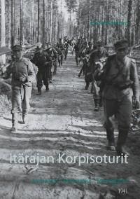 Cover Itärajan Korpisoturit