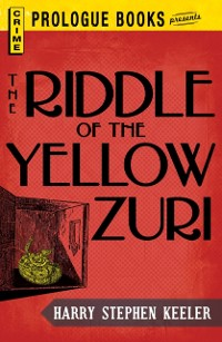 Cover Riddle of the Yellow Zuri