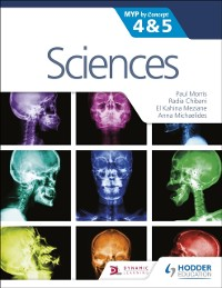 Cover Sciences for the IB MYP 4&5: By Concept