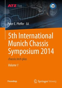 Cover 5th International Munich Chassis Symposium 2014