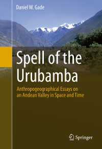 Cover Spell of the Urubamba