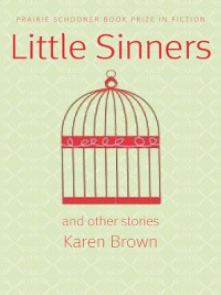 Cover Little Sinners, and Other Stories