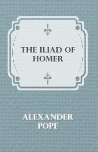 Cover Iliad of Homer