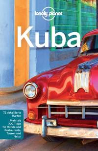 Cover Lonely Planet Reiseführer Kuba