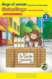 Cover Jorge el curioso El puesto de limonada / Curious George Lemonade Stand (CGTV reader)