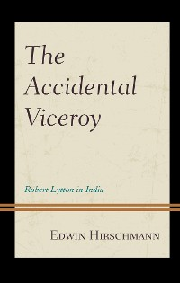 Cover The Accidental Viceroy