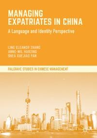 Cover Managing Expatriates in China