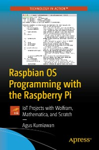Cover Raspbian OS Programming with the Raspberry Pi