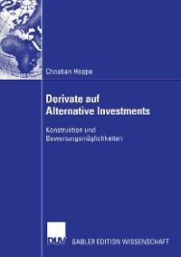 Cover Derivate auf Alternative Investments