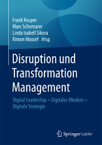 Cover Disruption und Transformation Management