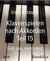 Cover Klavierspielen nach Akkorden Teil 15