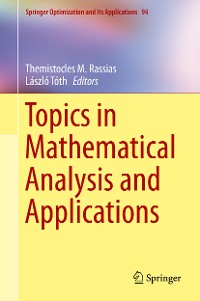 Cover Topics in Mathematical Analysis and Applications