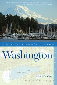 Cover Explorer's Guide Washington (Second Edition)