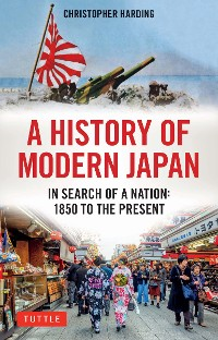 Cover A History of Modern Japan