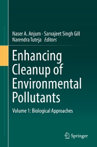Cover Enhancing Cleanup of Environmental Pollutants