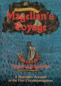 Cover Magellan's Voyage