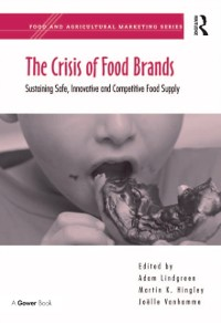 Cover Crisis of Food Brands