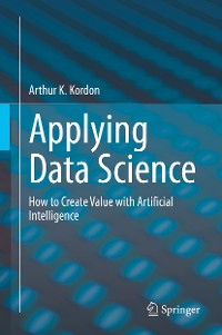 Cover Applying Data Science
