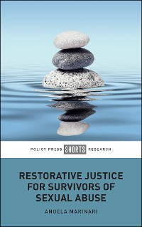 Cover Restorative Justice for Survivors of Sexual Abuse